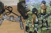 Ataque contra Titan / SnK 3d maniobrar marcha