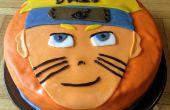 Torta de Naruto