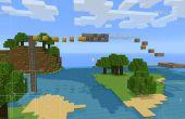 Obstáculos de Minecraft
