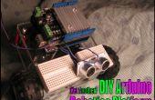 (Sin embargo, otro) Chasis de plataforma-un Robot robótica Arduino DIY de piezas de repuesto