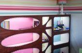 Colorida habitación actualización