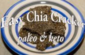 Galleta semilla de Chia