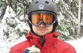 Manos libres integraron en una chaqueta de esquí