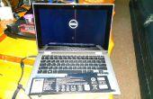 Prueba que un netbook o portátil puede usarse sin la batería interna de Li-ion.