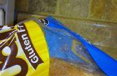 Despegar las rebanadas de pan congelado