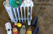 Reloj alarma sistema de companía DIY