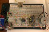 Portable Solar Project Tracker - diseño de circuitos y diseño