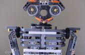 Robot humano con lego NXT