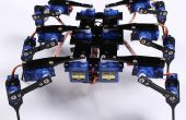 Manual de instrucciones de Robot de araña Hexapod4