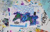 Cómo ser un artista de graffiti