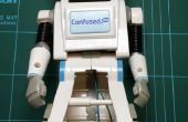 ESP8266 + Confused.com Brian juguete Robot