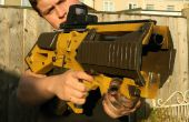 Borderlands concepto asalto Rifle Prop Replica