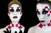 Tutorial de maquillaje de Reina de ajedrez