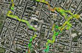 Medida y mapa de contaminación acústica con el teléfono móvil