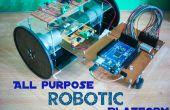 Plataforma robótica de uso