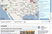 Crear una colección de mapas con pestañas para su sitio