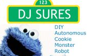 Crear un Cookie Monster Robot