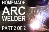Hacer un soldador de arco - parte 2 de 2