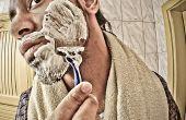 Algo mejor la crema de afeitar