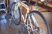 Hacer un rápido y fácil bicicleta Rack para reparaciones