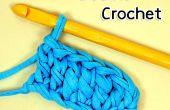 Cómo hacer la puntada de Crochet doble