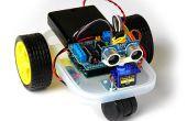 Arduino Robot (improvisado) que vaga
