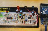 ¿Monitor de actividad sísmica Arduino - escudo de Ethernet
