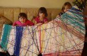 Niños arte de pared de poliestireno