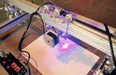Grabador del laser