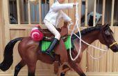 Cómo hacer un lazo de Breyer caballo