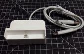 FreeAgent Go Dock USB Micro-B conversión