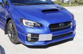 Instalar iJDMTOY Subaru WRX remolque Gancho placa Monte