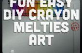 Arco iris fácil Crayon Melties arte! LGBT PRIDE