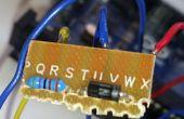 Monitor de voltaje de Arduino simple