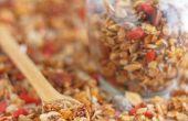 Super saludable Granola casera