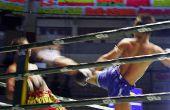 Una guía para tomar Muay Thai (boxeo tailandés)