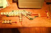 Rifle de asalto de KVG (con mag desmontable)