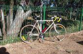Bicicleta super sencillo soporte de taller