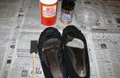 Zapatos de glitter!
