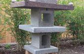 Pagoda de jardín fácil
