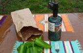 Cómo asar fresca Chiles-The fácil y forma rápida
