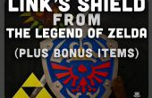 Escudo de Link de The Legend of Zelda
