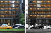 Expresando cualidades arquitectónicas de una foto mediante el uso de herramientas en Photoshop