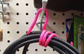 Corbatas de lazo flexible bricolaje (barato)