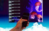 Controlador iPhone DIY para Raspberry Pi (OSC)