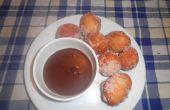 Mini Donut mordeduras