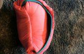 Cómo doblar su chaqueta del bebé para la pañalera