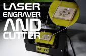 Grabador/cortador del laser