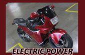 Diseñar tu propia moto eléctrica!