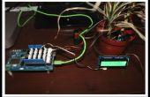 Detector de humedad de la planta de niños